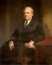 Portrait of Alderman Henry Hawkes