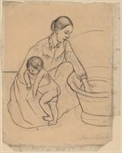 The Bath [recto]
