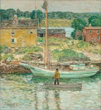 Oyster Sloop