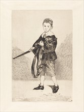 Child with Sword