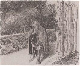 Beggar with a Crutch