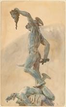"Sketch of Cellini's ""Perseus"""