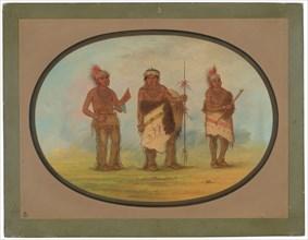 Three Iowa Indians