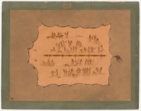 Facsimile of a Sioux Robe
