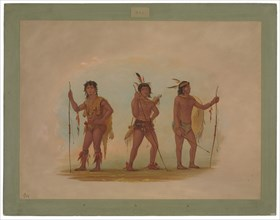 Three Chaymas Men