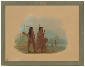 Two Young Hyda Men