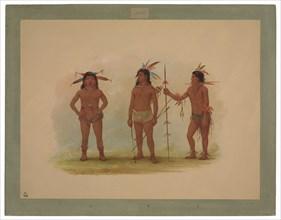Three Omagua Men