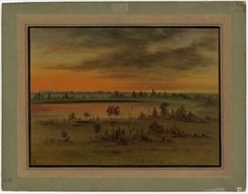 A Sioux War Party