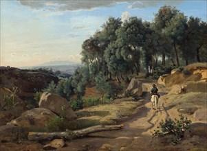 A View near Volterra