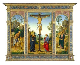 The Crucifixion with the Virgin