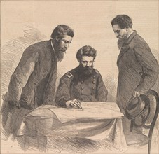 Planning the Capture of Booth and Harold