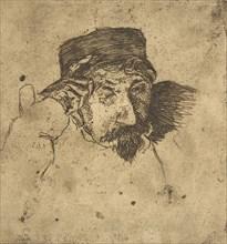 Sketch of Joseph Guichard