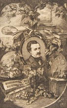 "Frontispiece for Champfleury's ""Les Amis de la Nature"""
