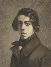 Portrait of Théodore Chassériau
