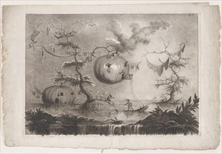 Plate 7 from 'The collection of the most notable things seen by John Wilkins
