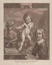 Guercino Self-Portrait