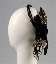 Evening headdress