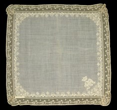 Court presentation handkerchief