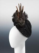 Evening bonnet