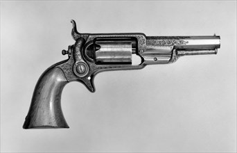 Colt Model 1855 Pocket Percussion Revolver
