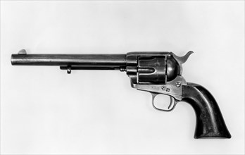 Peacemaker Colt Single-Action Army Revolver