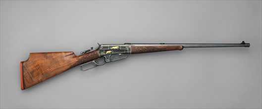 Winchester Model 1895 Takedown Rifle