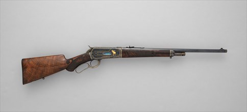 Winchester Model 1886 Takedown Rifle