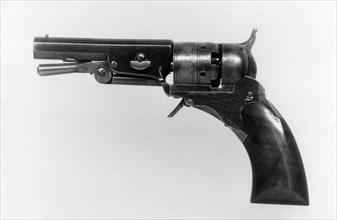 Colt Paterson Pocket Percussion Revolver