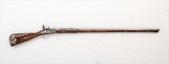 Flintlock Sporting Gun of Empress Margarita Teresa of Spain...