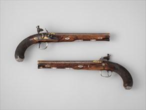 Pair of Flintlock Pistols of the Prince of Wales