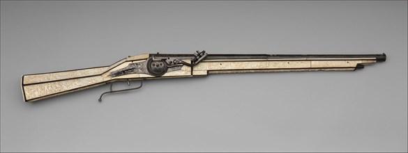 Wheellock Gun of Philippe de Croy