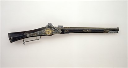 Wheellock Carbine