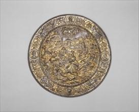 Parade Shield Depicting the Conversion of Saint Paul
