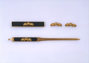 Set of Sword Fittings