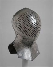 Foot-Combat Helm of Sir Giles Capel