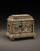 Filigree Casket with Sliding Top