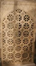 Pierced Window Screen
