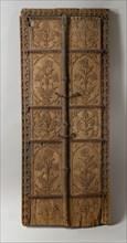 Pair of Flower Style Doors