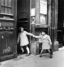 La rentrée des classes en septembre 1950