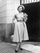 Collection Christian Dior printemps 1949