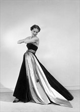 Collection Christian Dior hiver 1949.