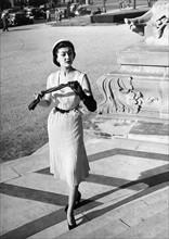 Collection Christian Dior, été 1950