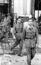 Barcelone en juillet 1936