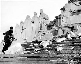 Fanatisme antireligieux pendant la Guerre d'Espagne