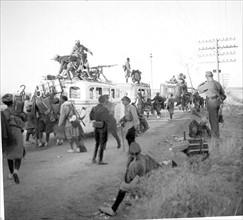 Guerre civile espagnole à Illescas en 1936