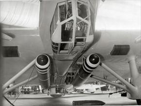 Avion Savoia S-81 utilisé pendant la Guerre d'Espagne