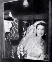 Mariage de la princesse Elisabeth et du Prince Philip Mountbatten