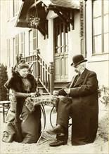 Monsieur et Madame Lefevre