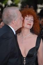 Festival de Cannes 2009 : André Dussollier et Sabine Azéma