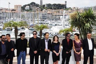 Membres du jury du 63e festival de Cannes